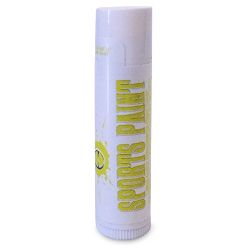 Elite Choice Sports Paint Yellow Eye Black - Baseball Eye Black Tube - Made for Kids, Adults, Athletes, Fans and all Sports like Football, Field Hockey, Cheerleading and Lacrosse (Yellow)