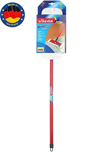 Theo Klein 6723 Vileda Flat Floor Mop, Toy, Multi-Colored