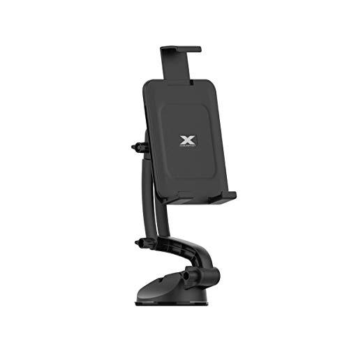 Bracketron HD (Heavy-Duty) Tablet Dock Portable Dash & Window Clamp Mount - BX1-588-2, Dash+Window
