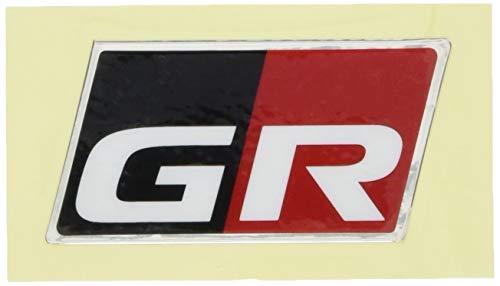 TRD GR ディスチャージテープ (GRロゴ入りアルミテープ) 小:4枚セット MS373-00002