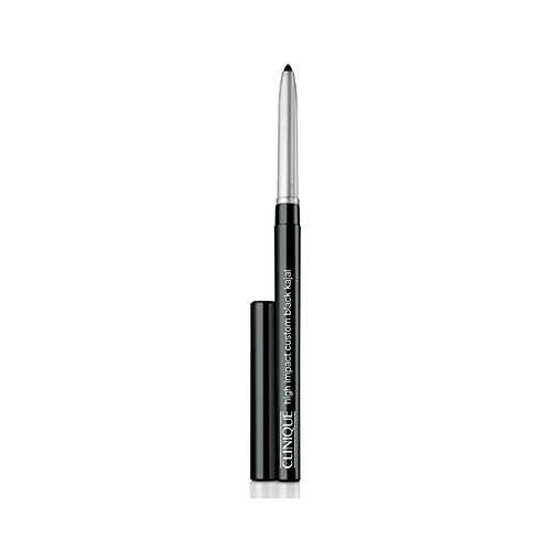Clinique High Impact Custom Black Kajal 01 Blackened Black, 0.01 Ounce