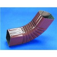 AMERIMAX HOME PRODUCTS 3326519 2x3 Galvanized B Elbow, Brown by Amerimax Home Products
