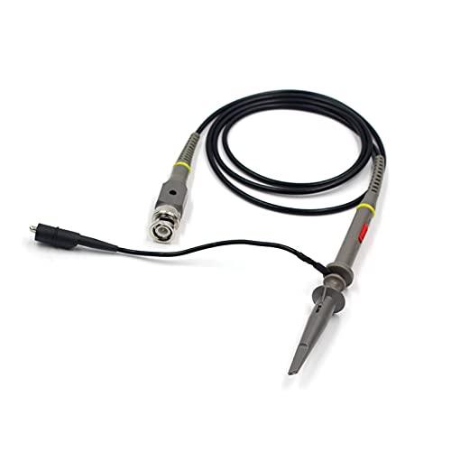 GNLIAN HUAHUA osciloscopio Probe Osciloscopio Digital X1 X10 DC-100MHz P6100 Probado de Osciloscopio Probes para Tektronix HP