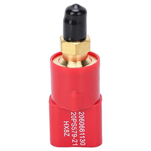 Fishawk Sensor hidráulico, 206-06-61130 08073-20505 Sensor de Interruptor de presión para Excavadora