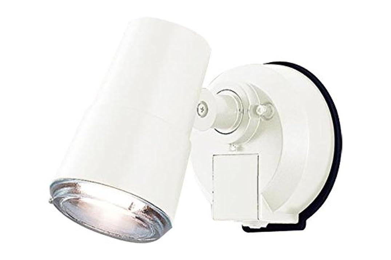 最初は侵入するに対応Panasonic LED スポットライト 壁直付型 50形 電球色 LGWC45001WK