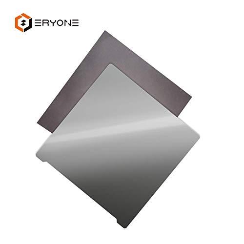 ERYONE Magnetische Fflexible PEI-Druckoberfläche für 3D Druckerplattform, 220 * 220mm