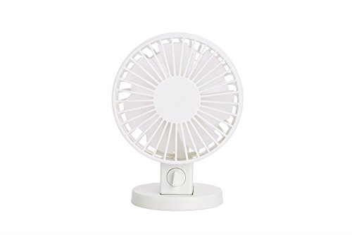 Kiki Monkey Desk Cooling Fan Handheld Personal Small portatile Battery Powered Operated Fan With Umbrella Hanging and metallo clip for Cup USB Mini Desktop Power PC Laptop Fan Desk tavolo