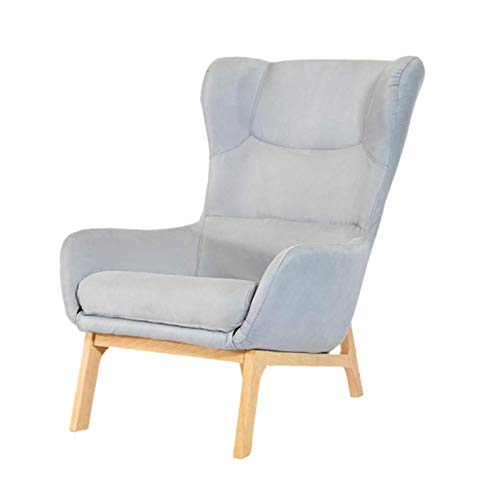 GJZM Bambini Lounge Bean Bag Chair, per Bambini da Gioco Bean Bag Divano Sedia, reclinabile Bean Bag Sedia della sede Coperta Bean Bag Chair Outdoor,Grigio