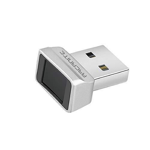 ARCANITE USB Fingerabdruckleser für Windows 10 Hello; 0,05 Sek., 360-Grad-Sensor-Sicherheitsgerät