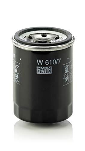 Original MANN-FILTER Ölfilter W 610/7 – Für PKW