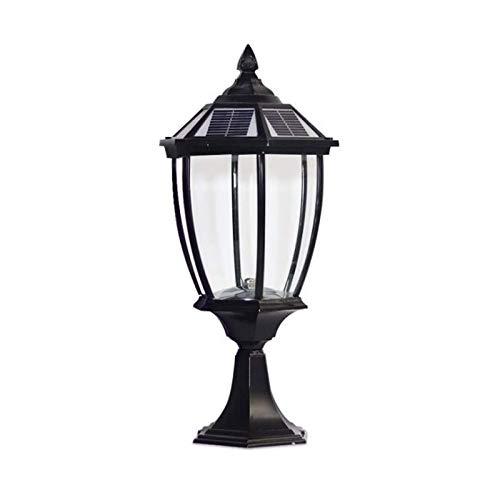 SMLZV Column Headlight,LED Community Garden Villa Square Pillar Light,Outdoor Lighting Accessories,for Courtyard,Doorpost,Fence,Gate