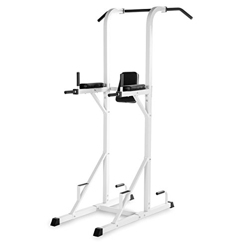 XMark Fitness XM-4434-White Power Tower