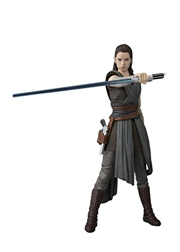 Bandai Star Wars: The Last Jedi - Rey [Sh Figuarts](Import Giapponese)