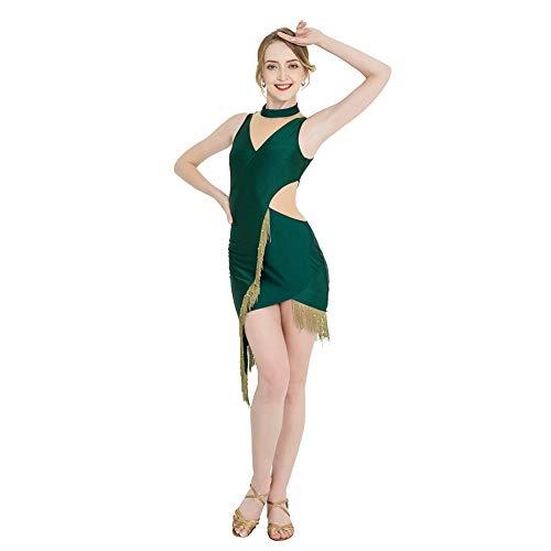 ROYAL SMEELA Borla de Mujer Ropa de Baile Latino Sexy Vestido de...