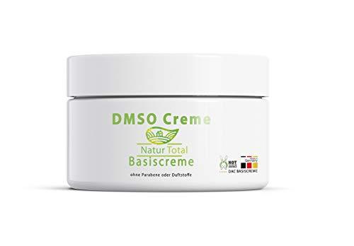 DMSO Creme Dimethylsulfoxid 99,9% Reinheit - 50ml - in einer hochwertigen Basicreme nach DAC Deutschem Apotheken Codex