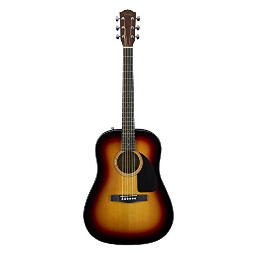 Guitarra acústica Fender CD-60–Sunburst