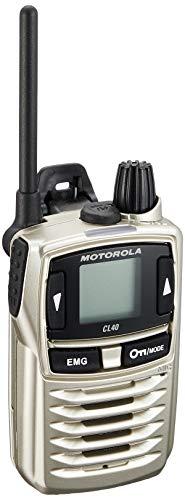 モトローラ・ソリューションズ 特定小電力トランシーバー(シルバー) CL40-S