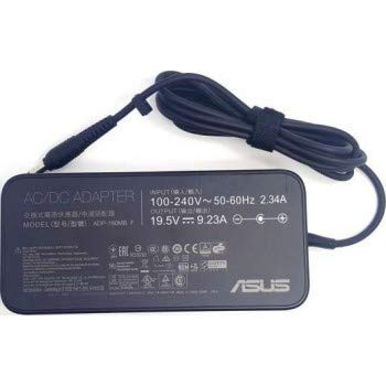 Replacement for Asus ROG G750JM G750JW 19.5V 9.23A 180W ADP-180MB Tip Size: 5.5mm ×2.5mm, ROG G750JW-T4038D,FA180PM111,ADP-180MB