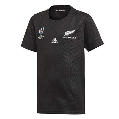 adidas All Blacks Rugby World Cup 2019 Y-3 - Camiseta Juvenil - Negro - X-Large