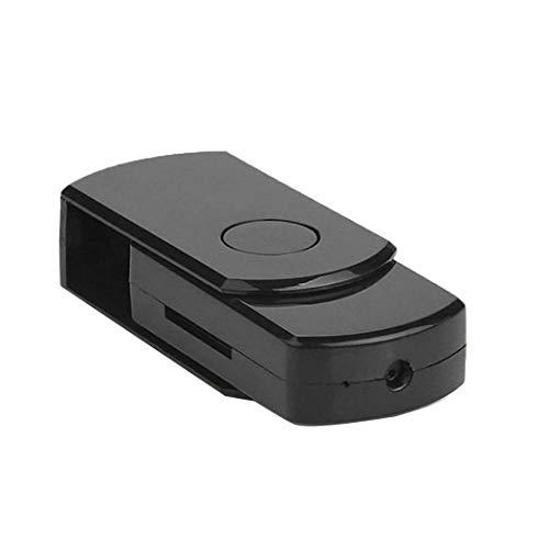 mymotto Mini U-Disk Cámara HD 1080P DVR Videocámara WiFi inalámbrica Grabadora de Video Digital Cámaras espía