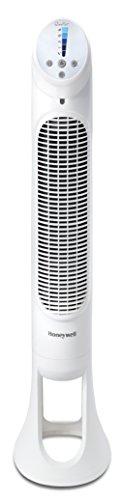 Honeywell HYF260E HYF260E4-Ventilador (Blanco, 220-240, Corriente alterna, 248 mm, 267 mm), 30 W, 240 V, 20 x 27 x 83 cm