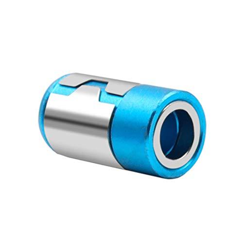Festnight 1 Uds Anillo magnetizador de Anillo de Tornillo magnético Universal para Destornillador y Puntas anticorrosión