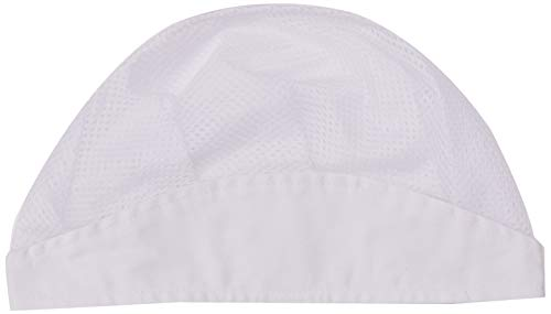Isacco - Dames muts wit 65% polyester 35% katoen met mesh