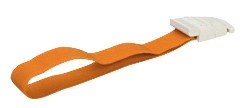 Venenstauer Stauband Farbe: Orange 1 Stück Stauschlauch Staubinde Stauer