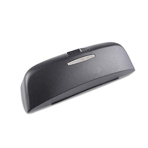 486 GAFAT Golf 8 MK8 2020 2021 - Soporte para gafas de sol, soporte para gafas de sol, soporte para coche, caja de almacenamiento de gafas, accesorio interior para coche, color negro