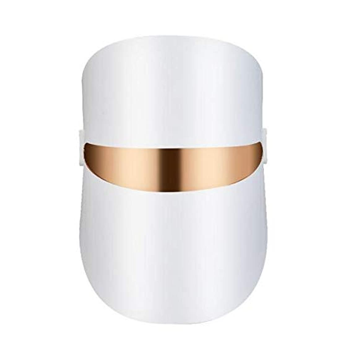 ハンマーお宿命LEDマスクフェイシャルケアアンチリンクルマシンにきび除去美容スパデバイス肌の若返りホワイトフェイスマスカー