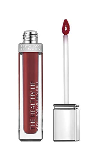 Physicians Formula Lipgloss - The Healthy Lip Velvet Liquid Lipstick, Red-Storative Effects, 1...