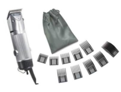 Oster Golden A5 Professional Clipper 78005-010 Dog Pet Animal + 10 piece comb guide set (COMBO DEAL)