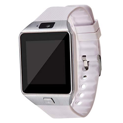 AniYY Pantalla táctil reloj inteligente dz09 con cámara Bluetooth reloj de pulsera Relogio tarjeta SIM smartwatch para xiao mi i teléfono Sam cantado hombres mujeres