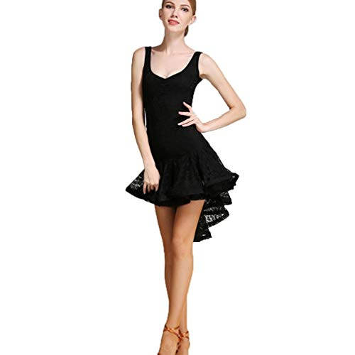 Latin Dance Dress, Cocktail Party Dance Ballroom Performance Ropa para