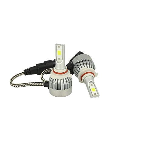 Kit Full LED lamp Cob 9005 HB3 12V 24V White 6000K mistlampen zonder driver