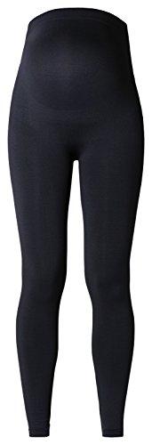 Noppies Damen Seamless legging Cara Umstandsleggings, 100 DEN, Blau (Dark Blue C165), 38 (Herstellergröße: M/L)