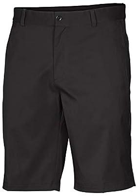 Nike Mens Flat Front Stretch Golf Shorts Khaki