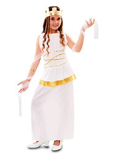 Costume da dea greca per bambina 4/6 anni (104/116)