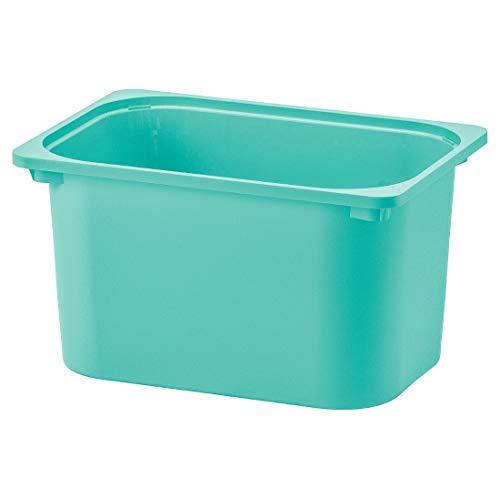 IKEA TROFAST Box Boxen Aufbewahrung Spielzeugaufbewahrung 42x30x23cm türkis NEU