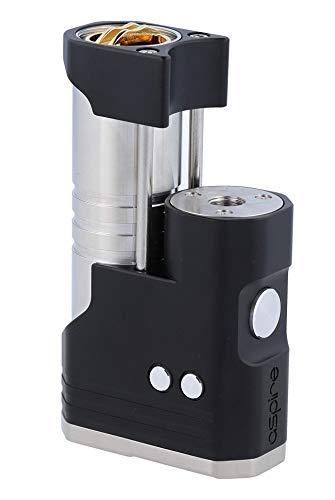 aspire Mixx 60W Akkuträger (Box Mod) für e zigarette | VW | VV | BYPASS - Farbe: silber-schwarz, 42228