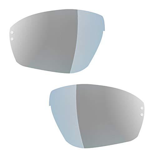 Ersatzgläser für adidas Evil Eye Halfrim und Pro a180 a199 a412 ad07 ad08 Gr. XS (LST Bluelight Vario mirror)