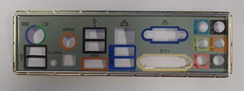MSI Z68A-G45 (B3) MS-7750 Ver.2.0 - Blende - Slotblech - IO Shield #157351