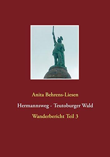 Hermannsweg - Teutoburger Wald: Wanderbericht Teil 3