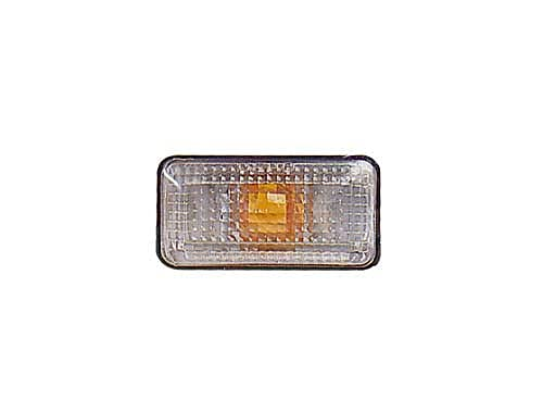 Depo 3103125 Réversible, feu lateral, sans porte-lampe, blanc
