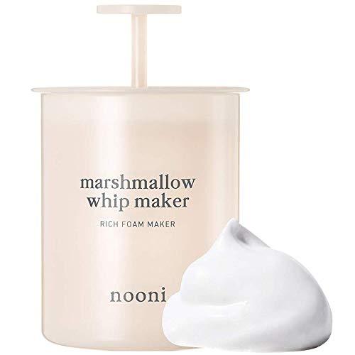 NOONI Marshmallow Whip Maker | Rich Foam Maker for Face Wash | Korean Skincare Tools