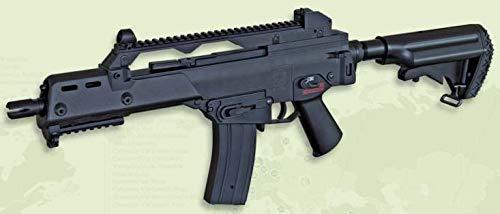 GOLDEN EAGLE Fusil eléctrico G36 C Color Negro