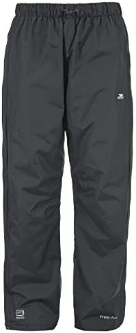 Details about  /Trespass Mens Purnell Waterproof /& Windproof Over Trousers TP227