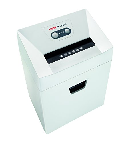 HSM Pure 320 - Destructora de papel,...