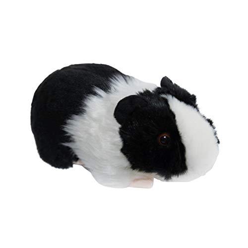 Teopet Meerschweinchen schwarz weiß Kuscheltier Plüschtier