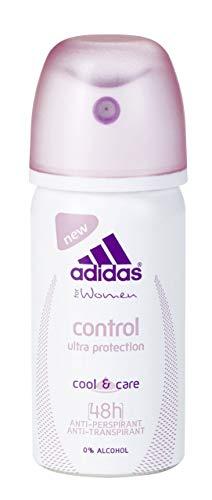 adidas adidas Control für Frauen Anti-Transpirant Spray 35ml Reisegröße, 35 ml